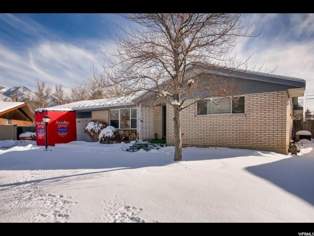 1788 E Cherry Tree Ln S, Cottonwood Heights, UT 84121 (#1580982) :: Von Perry | iPro Realty Network