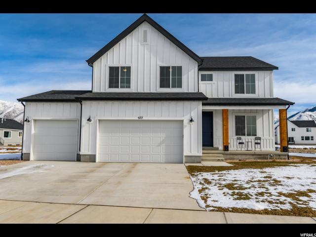 577 S Grant St, Mapleton, UT 84664 (#1581025) :: The Utah Homes Team with iPro Realty Network