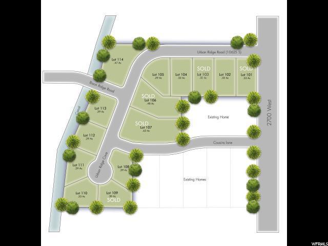 10671 S Urban Ridge Cv, South Jordan, UT 84095 (#1581031) :: Colemere Realty Associates