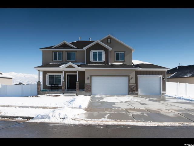 1306 S Lake View Terrace Rd, Saratoga Springs, UT 84045 (#1581044) :: The Fields Team