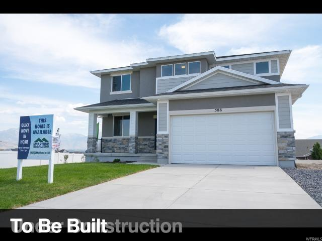 747 W Mason Ct N #206, Saratoga Springs, UT 84045 (#1581045) :: The Fields Team