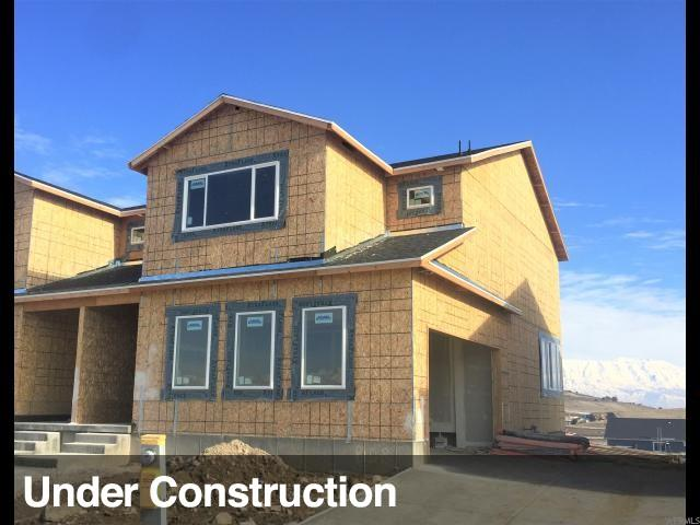 8170 N Clydesdale Dr #23, Eagle Mountain, UT 84005 (#1581052) :: The Fields Team