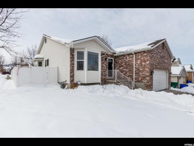 8568 S 6465 W, West Jordan, UT 84081 (#1581061) :: goBE Realty
