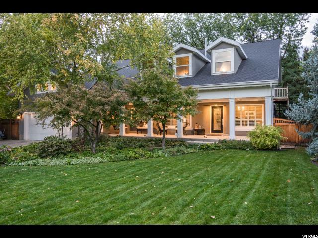 4942 S Cottonwood Ln, Holladay, UT 84117 (#1581126) :: Von Perry | iPro Realty Network