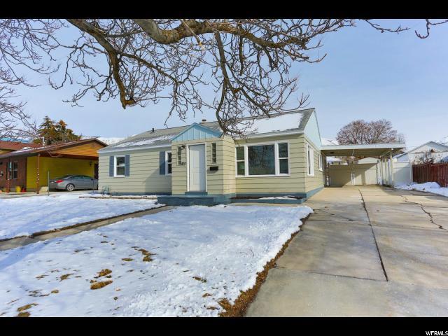 421 S 200 W, Brigham City, UT 84302 (#1581128) :: Colemere Realty Associates