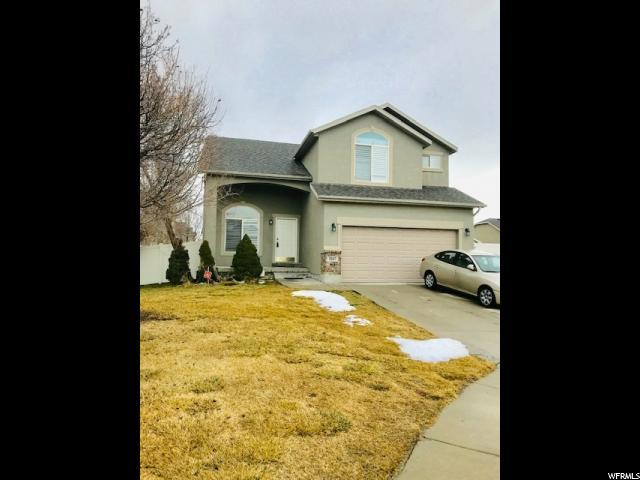 3247 S Calkary Cir W, West Valley City, UT 84120 (#1581144) :: Red Sign Team