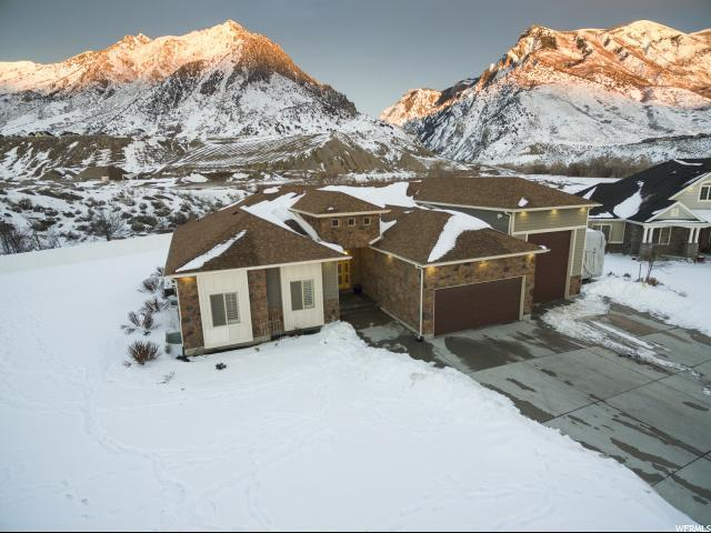 4430 W Spruce Ct N, Highland, UT 84003 (#1581165) :: Action Team Realty