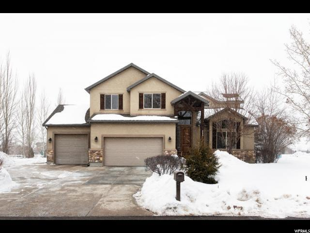 325 W Wild Willow Dr, Francis, UT 84036 (MLS #1581197) :: High Country Properties