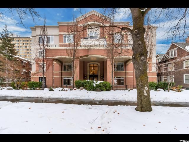 838 E South Temple #404, Salt Lake City, UT 84102 (#1581202) :: Big Key Real Estate