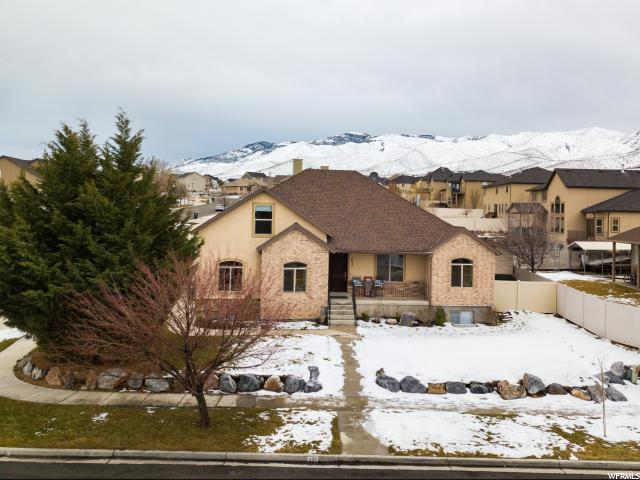 433 Rolling Sage Way, Saratoga Springs, UT 84045 (#1581219) :: The Fields Team