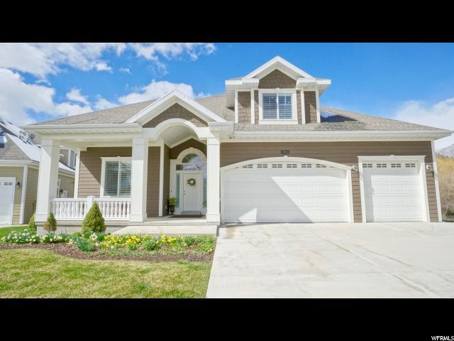 783 Double Eagle Dr, Midway, UT 84049 (MLS #1581222) :: High Country Properties