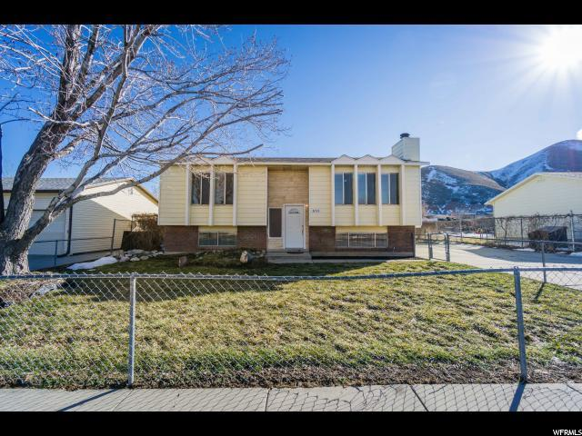 859 S 690 W, Tooele, UT 84074 (#1581238) :: Colemere Realty Associates