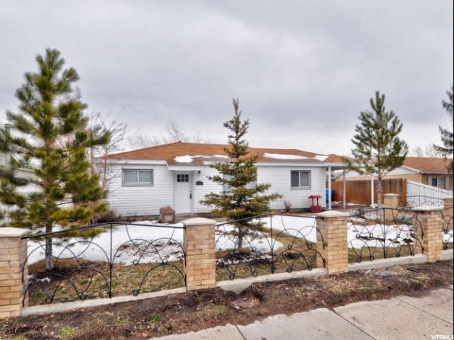 4796 W 5015 S, Salt Lake City, UT 84118 (#1581251) :: Colemere Realty Associates