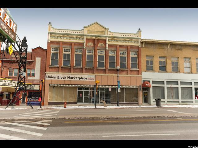 57 S Main E, Brigham City, UT 84302 (#1581270) :: The Fields Team
