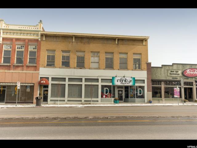 63 S Main St E, Brigham City, UT 84302 (#1581274) :: Red Sign Team