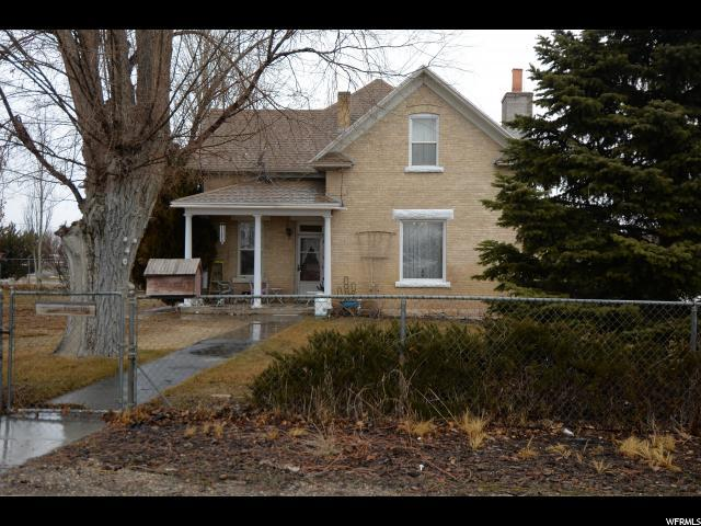 205 N Main, Centerfield, UT 84622 (#1581276) :: Colemere Realty Associates