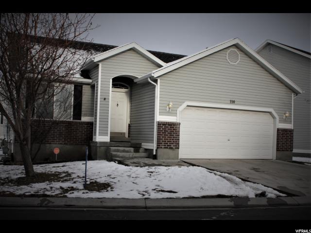 150 Crystal Bay Dr., Stansbury Park, UT 84074 (#1581278) :: Colemere Realty Associates