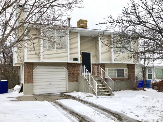 6057 S 4000 W, Taylorsville, UT 84129 (#1581309) :: Bustos Real Estate | Keller Williams Utah Realtors
