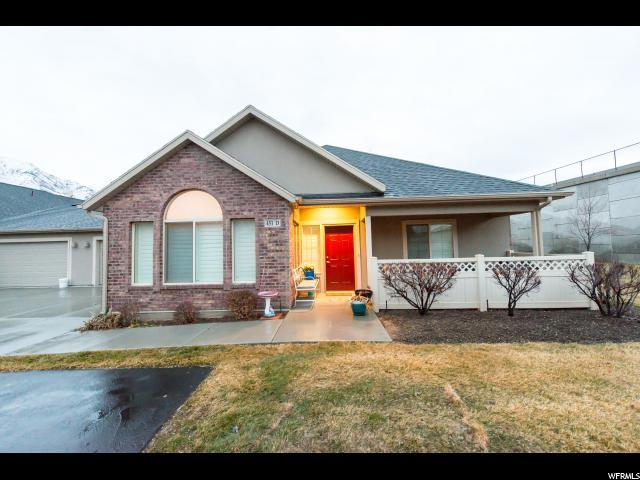 451 W 350 S #D, Springville, UT 84663 (#1581324) :: RE/MAX Equity