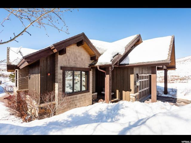 8855 Jeremy Point Ct #1, Park City, UT 84098 (MLS #1581350) :: High Country Properties