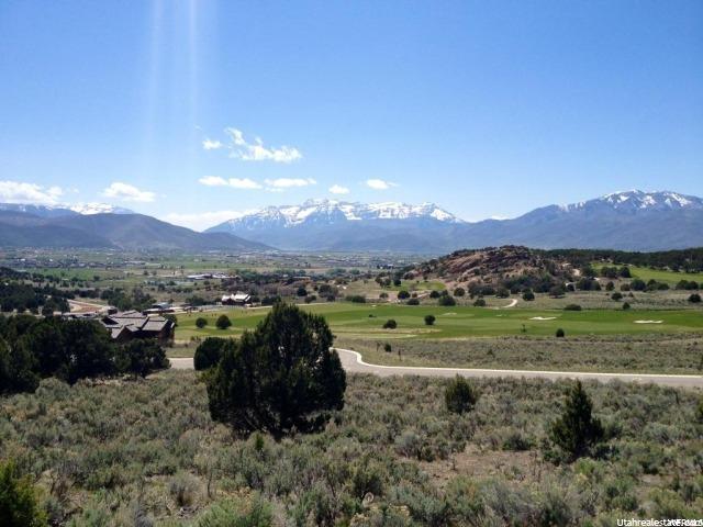 623 N Ibapah Peak Dr (Lot 179), Heber City, UT 84032 (MLS #1581357) :: High Country Properties
