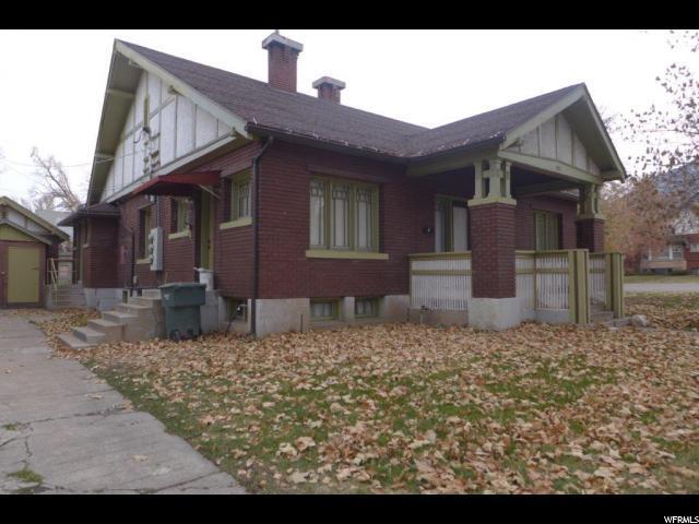 982 E 24TH St, Ogden, UT 84401 (#1581369) :: RE/MAX Equity