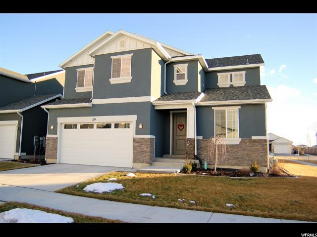 174 E 460 N, Vineyard, UT 84059 (#1581383) :: The Fields Team