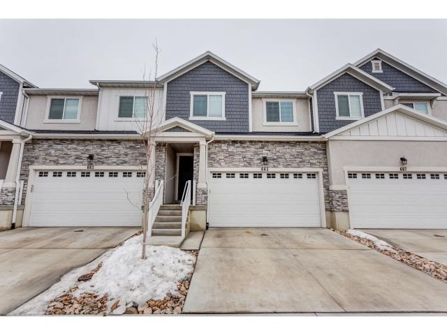 665 N Fall Creek Dr, Vineyard, UT 84059 (#1581392) :: Bustos Real Estate | Keller Williams Utah Realtors