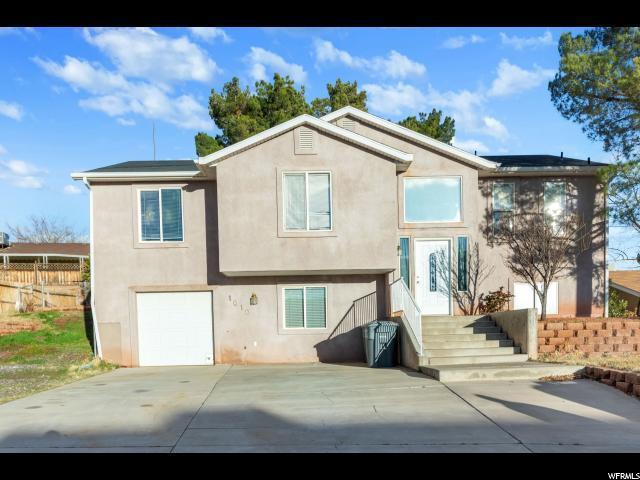 1010 N 2100 W, St. George, UT 84770 (#1581408) :: Powerhouse Team   Premier Real Estate