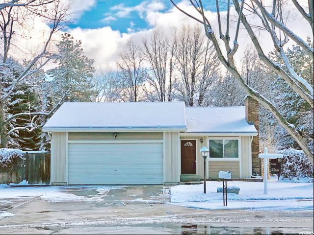 8171 S Marion Cir, Sandy, UT 84094 (#1581414) :: Bustos Real Estate | Keller Williams Utah Realtors