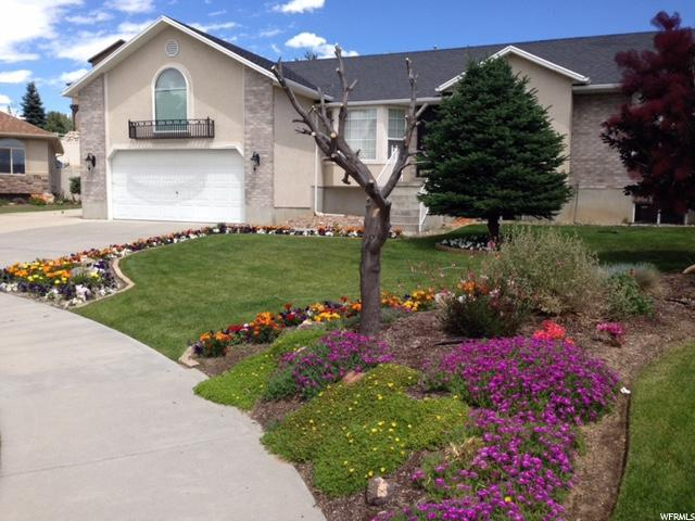 928 E Dry Willow Ct, Draper, UT 84020 (#1581492) :: Von Perry   iPro Realty Network