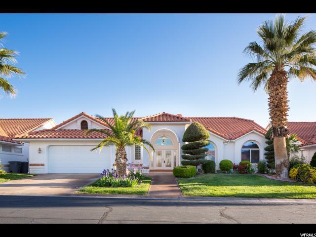 150 S Crystal Lakes Dr #37, St. George, UT 84770 (#1581495) :: Powerhouse Team   Premier Real Estate