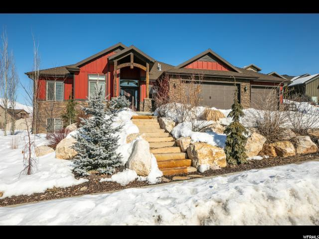 3440 W Greenfield Cir, Mountain Green, UT 84050 (#1581560) :: Keller Williams Legacy