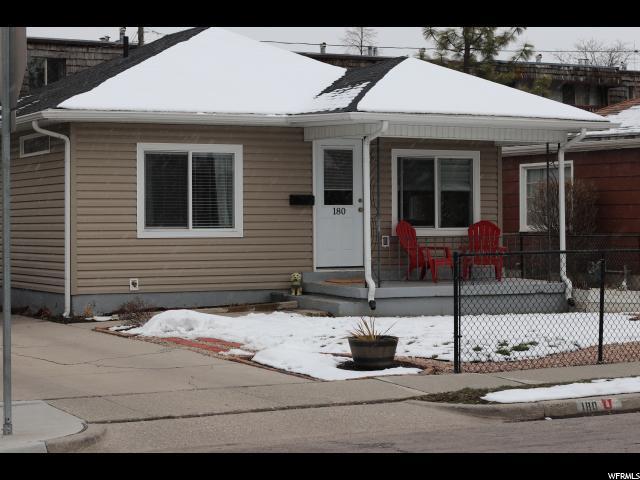 180 E Garden Ave, South Salt Lake, UT 84115 (#1581590) :: RE/MAX Equity