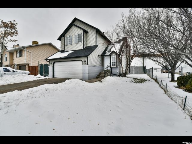 5736 S Dynasty Oaks Cir W, Taylorsville, UT 84129 (#1581594) :: Bustos Real Estate | Keller Williams Utah Realtors