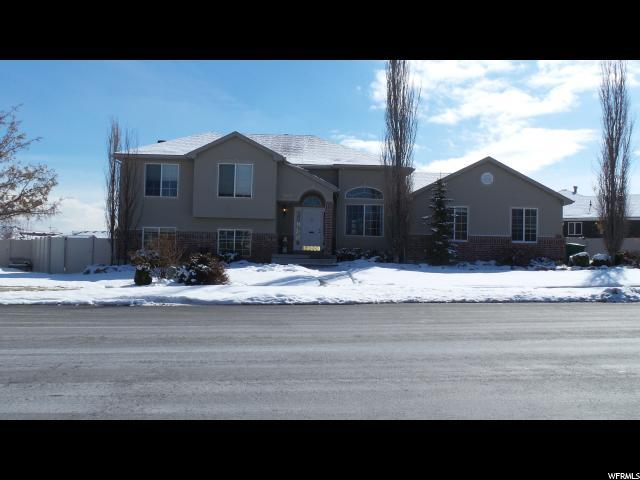 7631 Bridle Creek Dr, West Jordan, UT 84081 (#1581600) :: Bustos Real Estate | Keller Williams Utah Realtors