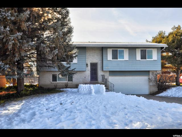 3437 W Erica Cir S, West Jordan, UT 84084 (#1581610) :: Bustos Real Estate | Keller Williams Utah Realtors