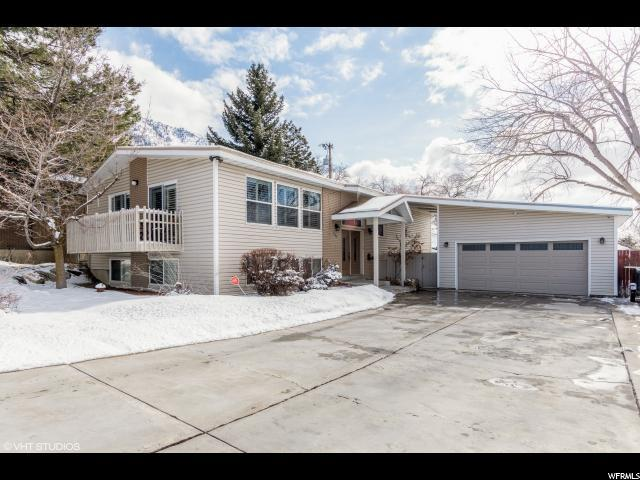 3184 E Wasatch Oaks Cir, Holladay, UT 84124 (#1581653) :: Von Perry | iPro Realty Network
