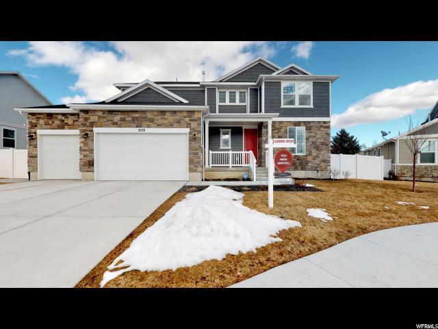 2638 W Constance Way S, South Jordan, UT 84095 (#1581688) :: Bustos Real Estate | Keller Williams Utah Realtors