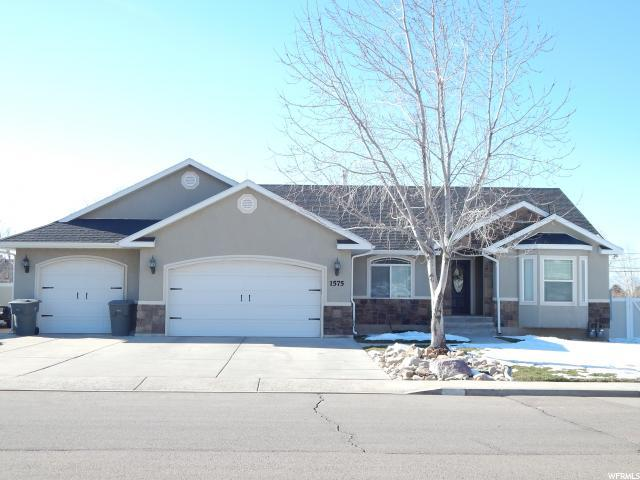 1575 N 600 E, Mapleton, UT 84664 (#1581786) :: The Utah Homes Team with iPro Realty Network