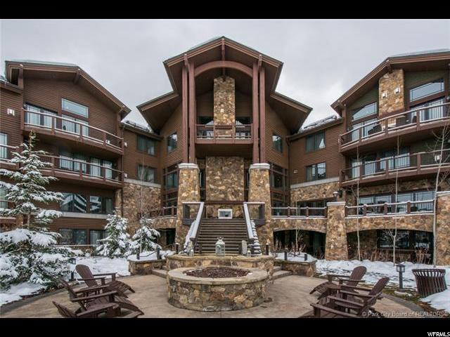 2100 Frostwood Blvd #6124, Park City, UT 84098 (MLS #1581798) :: High Country Properties