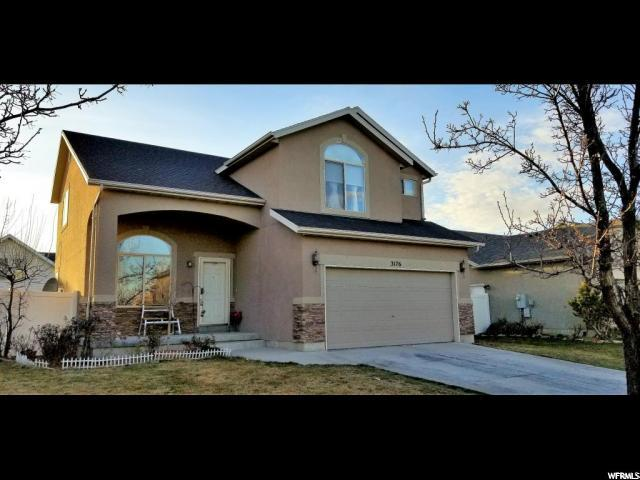 3176 S Eagle Rock Way W, West Valley City, UT 84120 (#1581814) :: Powerhouse Team | Premier Real Estate