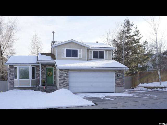3741 W Christy Hill Way, Taylorsville, UT 84129 (#1581837) :: The Fields Team