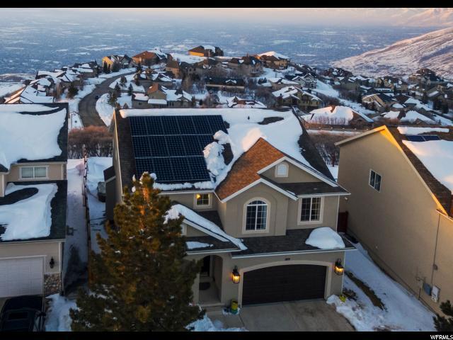 1819 E Auburn Ridge Ln, Draper, UT 84020 (#1581858) :: Powerhouse Team | Premier Real Estate