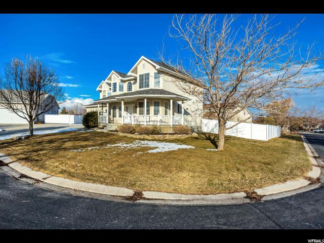 970 S Austin Ct, Saratoga Springs, UT 84043 (#1581860) :: The Utah Homes Team with iPro Realty Network