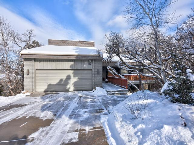3589 E Macintosh Ln, Cottonwood Heights, UT 84121 (#1581895) :: Action Team Realty