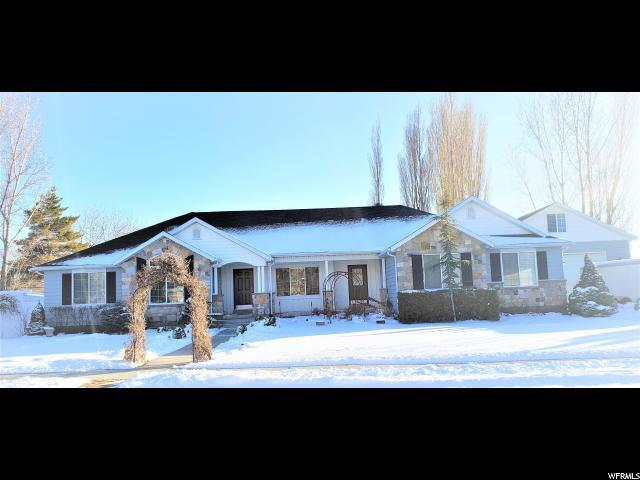 6185 W 9680 N, Highland, UT 84003 (#1581899) :: The Utah Homes Team with iPro Realty Network