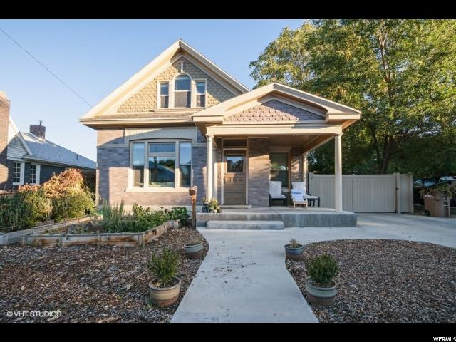 951 E 1700 S, Salt Lake City, UT 84105 (#1581901) :: Von Perry | iPro Realty Network