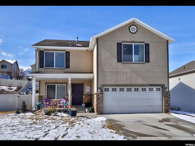 3525 S Sharp Shinned Trl, Saratoga Springs, UT 84045 (#1581903) :: The Utah Homes Team with iPro Realty Network