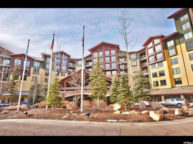 3855 N Grand Summit Dr 345 Q2, Park City, UT 84098 (#1581917) :: Powerhouse Team | Premier Real Estate